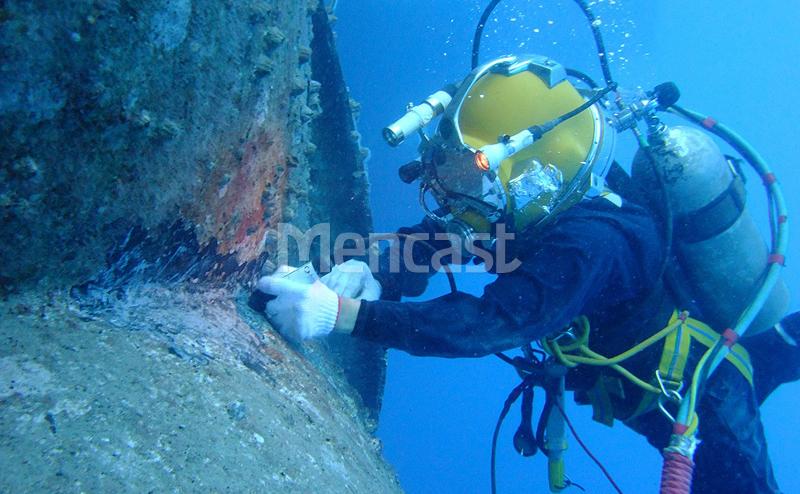 Offshore Diver Pictures : Offshore engineering mencast